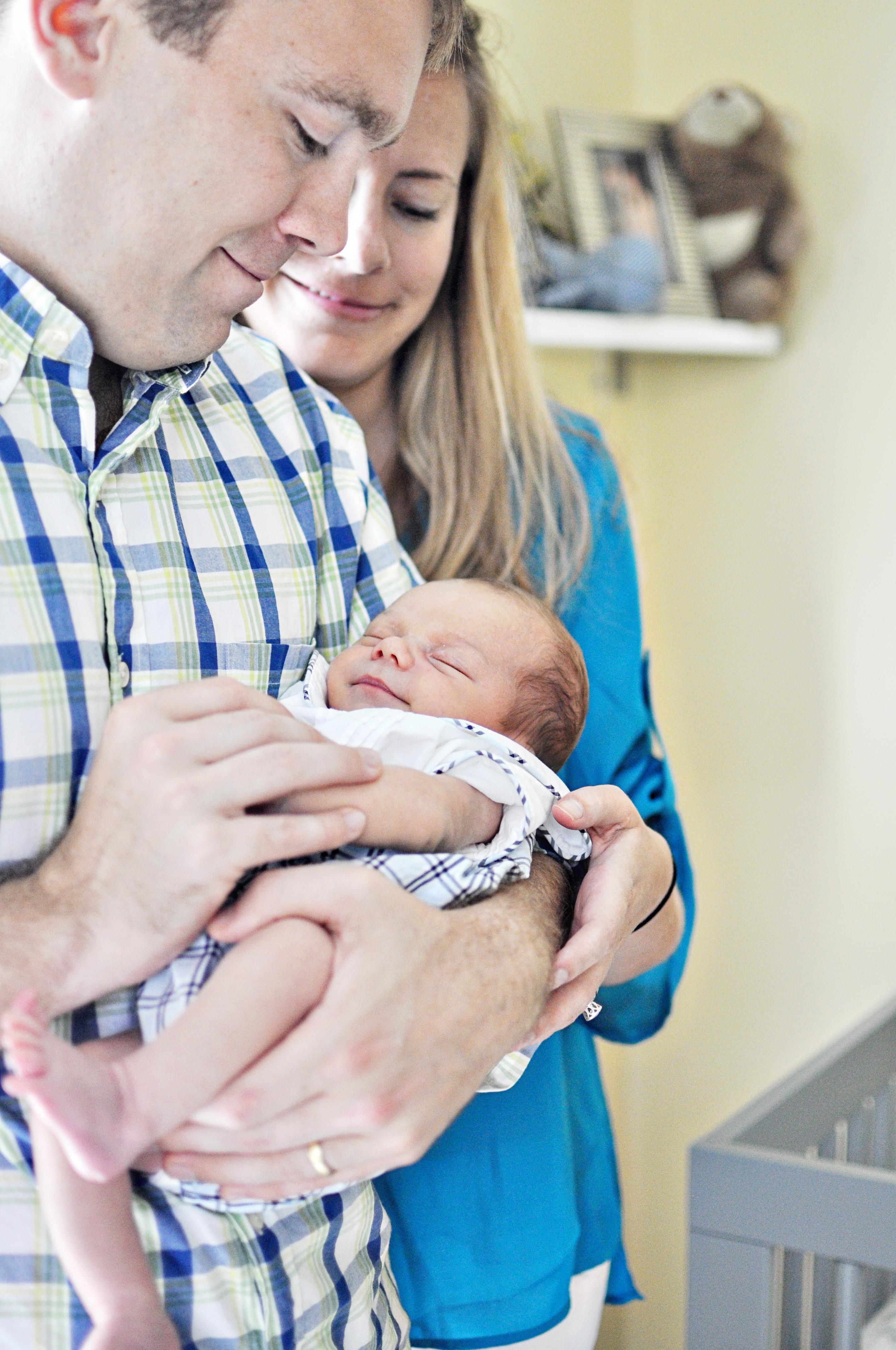 Sam newborn 30